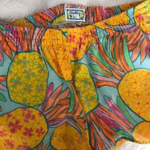 Chubbies pineapple shorts